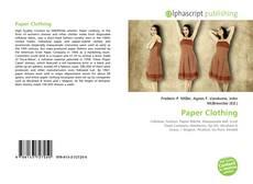 Buchcover von Paper Clothing