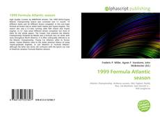 Bookcover of 1999 Formula Atlantic season