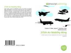 Bookcover of 375th Air Mobility Wing