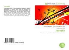 Bookcover of Jatropha