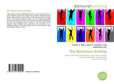 Bookcover of The Borrower Arrietty