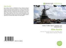 Buchcover von Alex Acuña