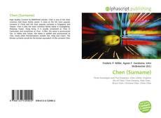 Bookcover of Chen (Surname)