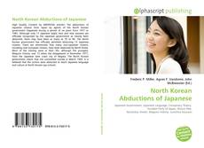 Bookcover of North Korean Abductions of Japanese