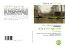 Nazi–Soviet Population Transfers的封面