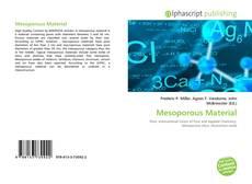 Mesoporous Material的封面