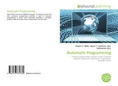 Обложка Automatic Programming