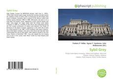 Bookcover of Sybil Grey