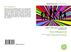 Обложка Ciao (Magazine)