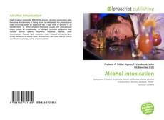 Bookcover of Alcohol intoxication