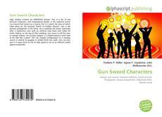 Copertina di Gun Sword Characters