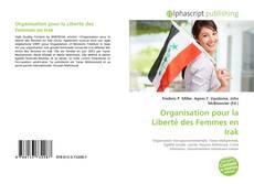 Capa do livro de Organisation pour la Liberté des Femmes en Irak