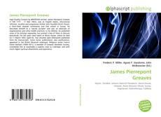 James Pierrepont Greaves kitap kapağı