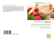 Kuban People's Republic kitap kapağı
