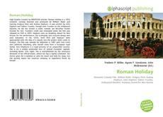 Roman Holiday的封面
