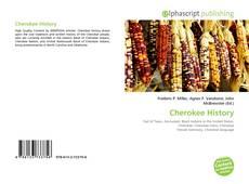 Buchcover von Cherokee History