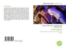 Capa do livro de Fool Again