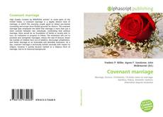 Buchcover von Covenant marriage