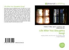 Portada del libro de Life After You (Daughtry Song)