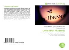 Bookcover of Live Search Academic