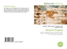 Portada del libro de Abstract Imagists