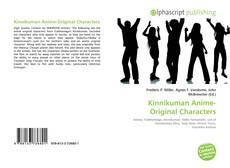 Bookcover of Kinnikuman Anime-Original Characters