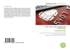 Copertina di Credit Risk