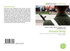 Couverture de Russians (Song)