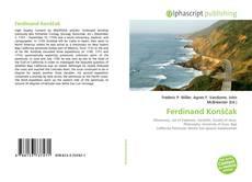 Capa do livro de Ferdinand Konščak