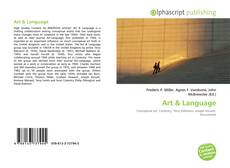 Bookcover of Art