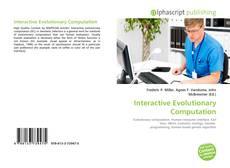 Bookcover of Interactive Evolutionary Computation