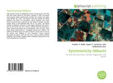 Bookcover of Synchronicity (Album)