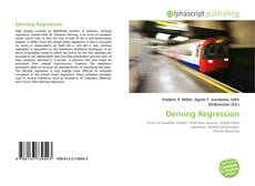 Bookcover of Deming Regression