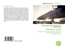 Bookcover of Donald G. Cook