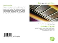 Borítókép a  Beat (acoustics) - hoz