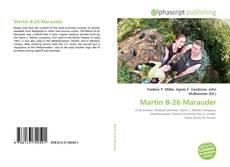 Bookcover of Martin B-26 Marauder