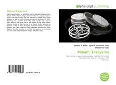 Bookcover of Minami Takayama