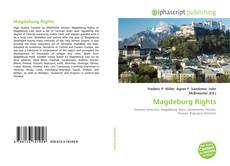 Bookcover of Magdeburg Rights