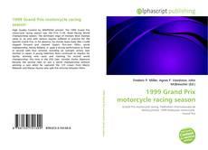 1999 Grand Prix motorcycle racing season的封面