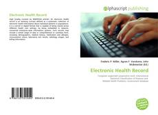Bookcover of Electronic Health Record