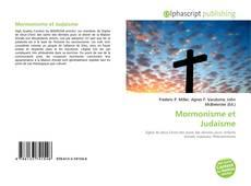 Copertina di Mormonisme et Judaïsme