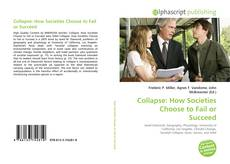 Couverture de Collapse: How Societies Choose to Fail or Succeed