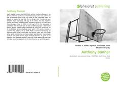 Bookcover of Anthony Bonner