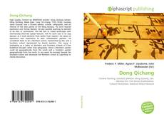 Bookcover of Dong Qichang