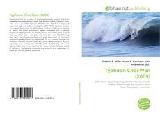 Typhoon Choi-Wan (2009)的封面