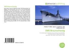 Bookcover of SMS Braunschweig