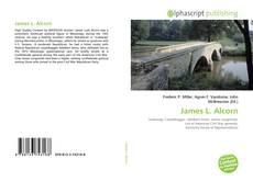 Bookcover of James L. Alcorn