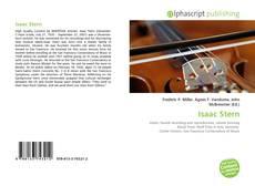 Buchcover von Isaac Stern