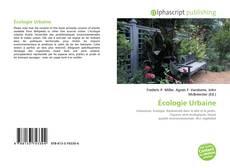Couverture de Écologie Urbaine