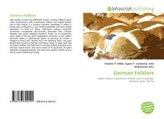 Bookcover of German Folklore